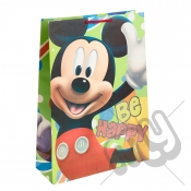 Mickey Mouse Gift Bag - Extra Large x 1pc