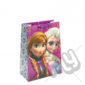 Queen Elsa & Princess Anna Gift Bag - Large x 1pc