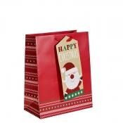 Happy Christmas from Santa Christmas Gift Bag – Large x 1pc