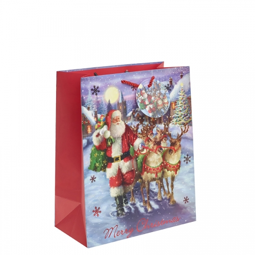 The Night before Christmas Gift Bag – Large x 1pc