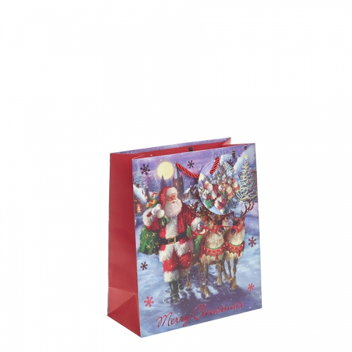 The Night before Christmas Gift Bag – Medium x 1pc
