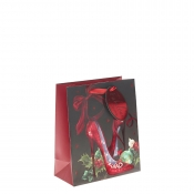 The Enchanted Red Shoe Christmas Gift Bag – Medium x 1pc