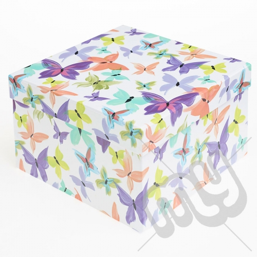 Butterfly Luxury Gift Box - SIZE 1
