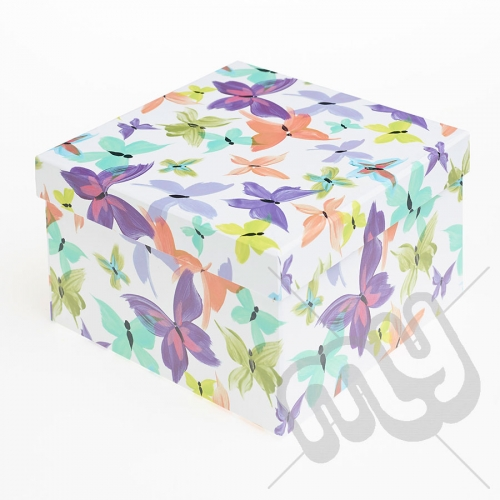 Butterfly Luxury Gift Box - SIZE 2