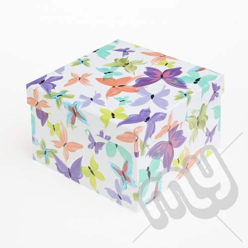 Butterfly Luxury Gift Box - SIZE 3