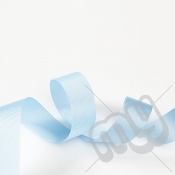 Sky Blue Grosgrain Ribbon 25mm x 20 metres