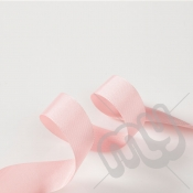 Pink Grosgrain Ribbon 15mm x 20 metres