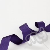 Purple Grosgrain Ribbon 15mm x 20 metres