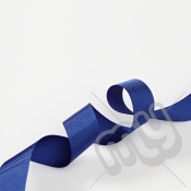 Royal Blue Grosgrain Ribbon 25mm x 20 metres