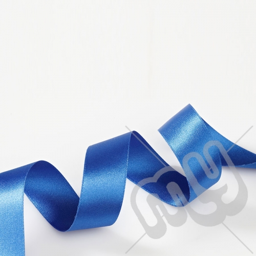 Royal Blue Double Satin Ribbon 10mm x 20 metres