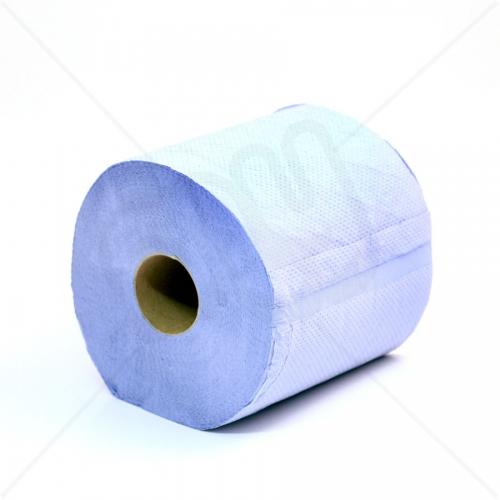 Blue Centrefeed Rolls x 6rolls
