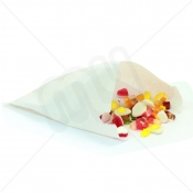 10 x 10 White Sulphite Paper Bags x 1000pcs